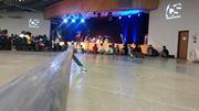 A session de skate parou para ouvir e ver o que é a missão Christian Skaters no mundo e agora em Londrina.