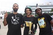 O skatista cristão Vitor Salazar ficou em 2º lugar na competição na categoria profissional, sempre agradecendo a Deus acima de tudo