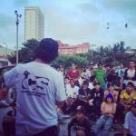 Pray For Skaters na Colombia.