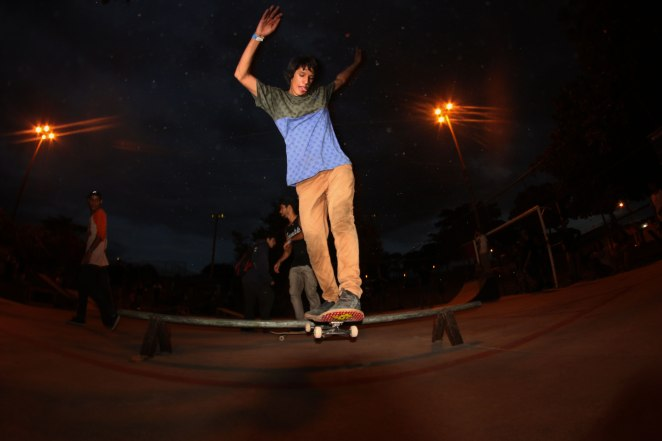 B/s Tail - Tony Jorge. Foto: Camilla Neves