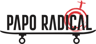 Papo Radical Logo (preto)